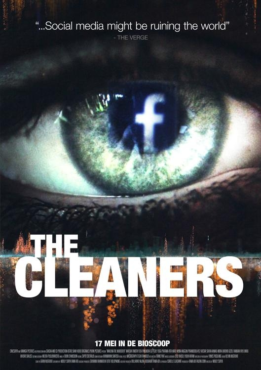 The Cleaners poster, © 2018 Periscoop