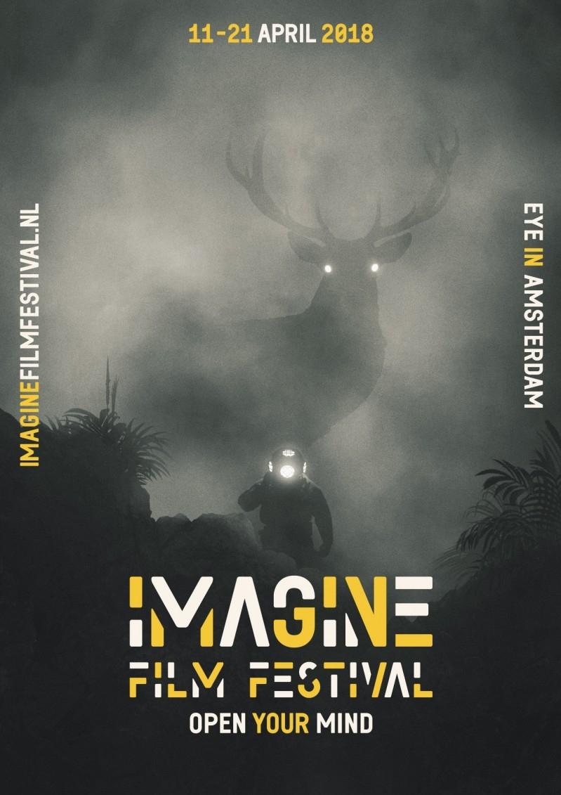 Imagine Film Festival 2018 poster, copyright in handen van productiestudio en/of distributeur