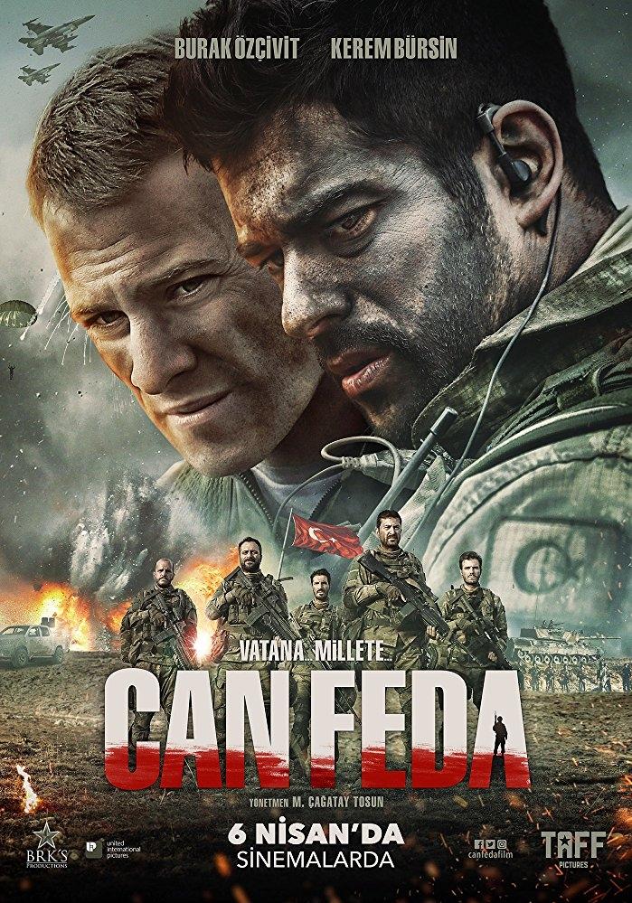 Can Feda poster, copyright in handen van productiestudio en/of distributeur