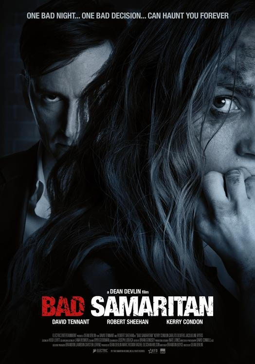 Bad Samaritan poster, © 2018 Dutch FilmWorks