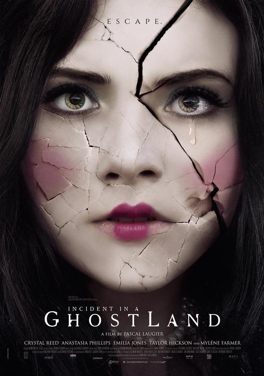 Ghostland poster, © 2018 Independent Films
