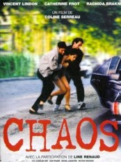 Poster van 'Chaos' © 2003 Upstream Pictures