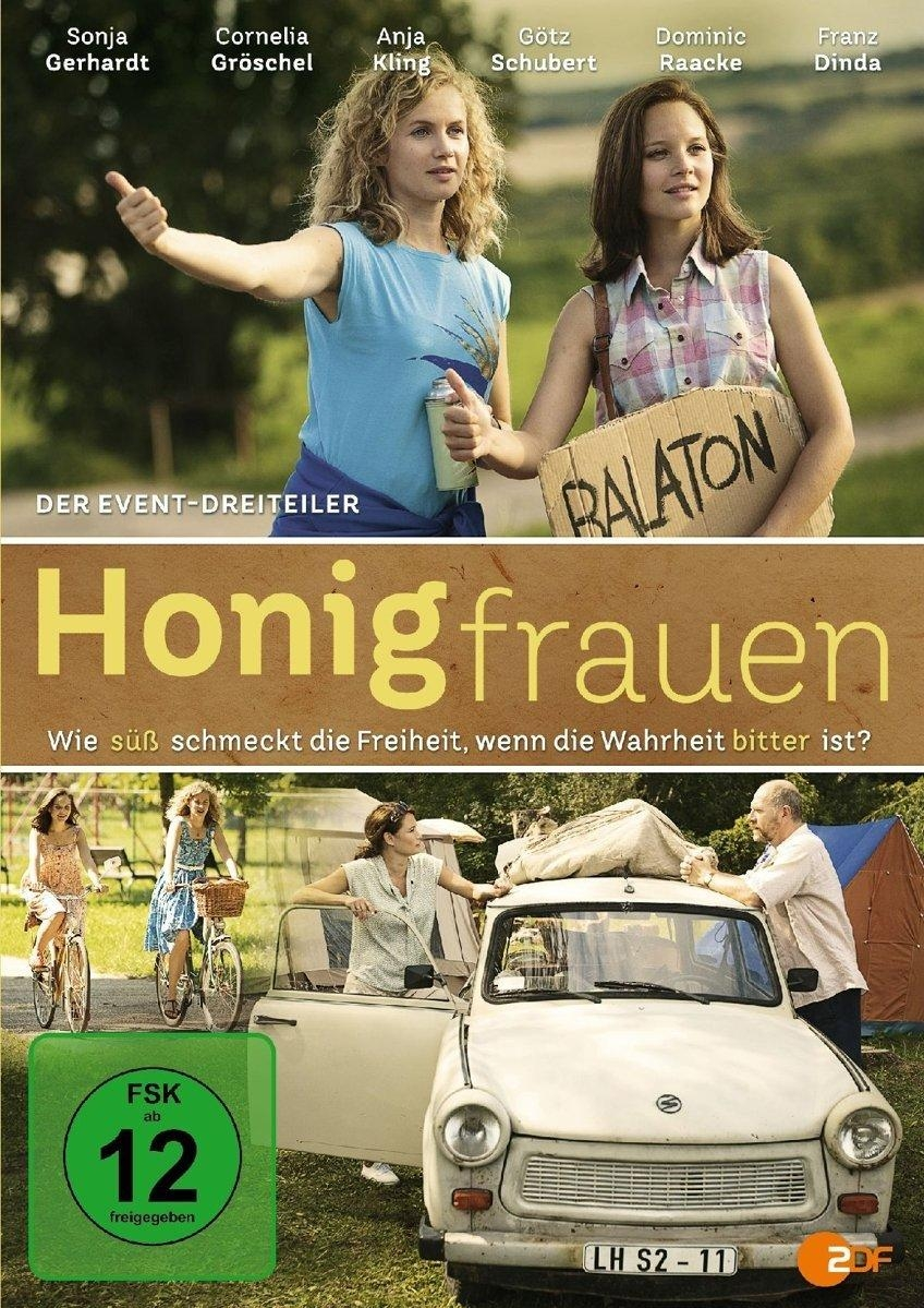 Honigfrauen: Urlaub im Paradies poster, copyright in handen van productiestudio en/of distributeur