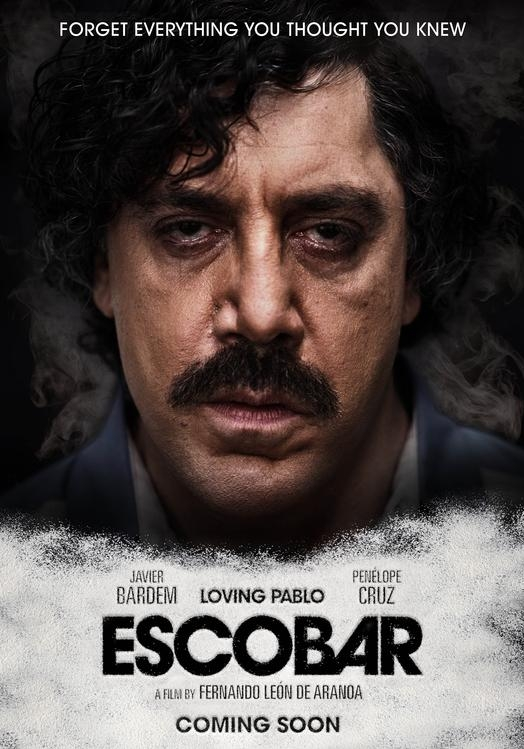Escobar poster, © 2017 Dutch FilmWorks