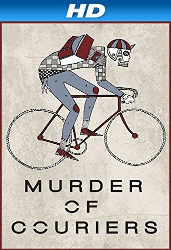 Murder of Couriers poster, copyright in handen van productiestudio en/of distributeur