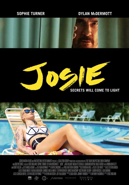 Josie poster, © 2017 Dutch FilmWorks