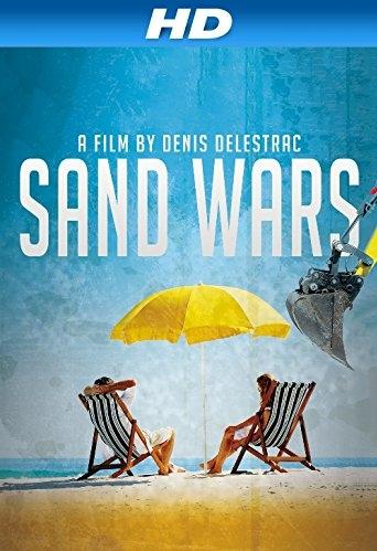 Sand Wars poster, copyright in handen van productiestudio en/of distributeur