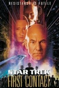 Poster 'Star Trek: First Contact' © Paramount Pictures