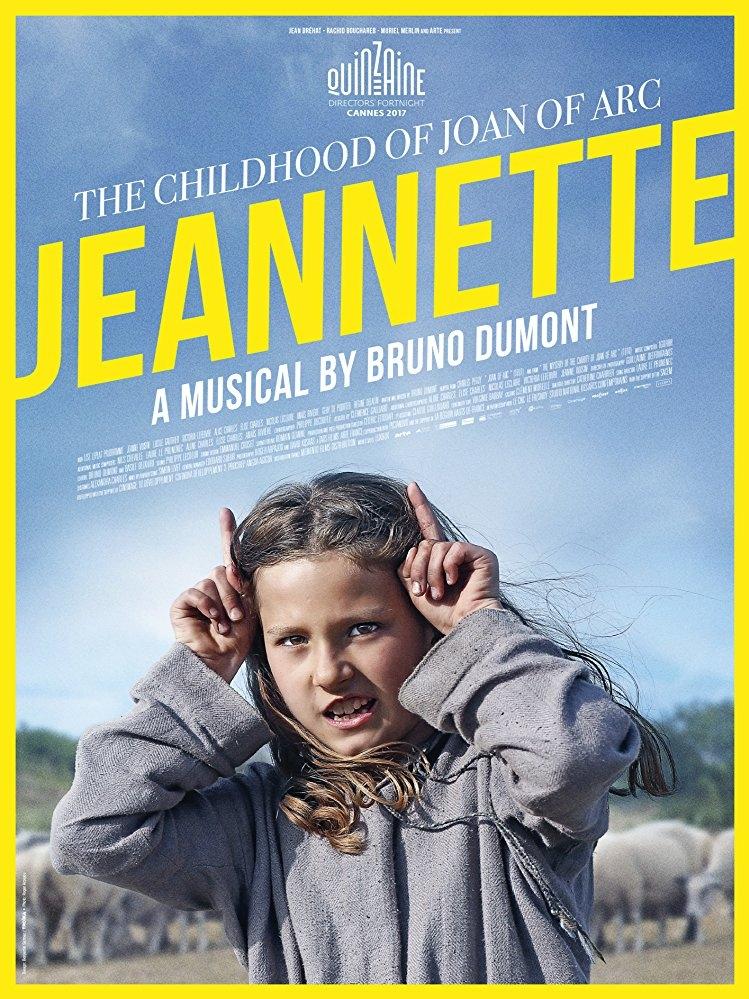 Jeannette: The Childhood of Joan of Arc poster, copyright in handen van productiestudio en/of distributeur