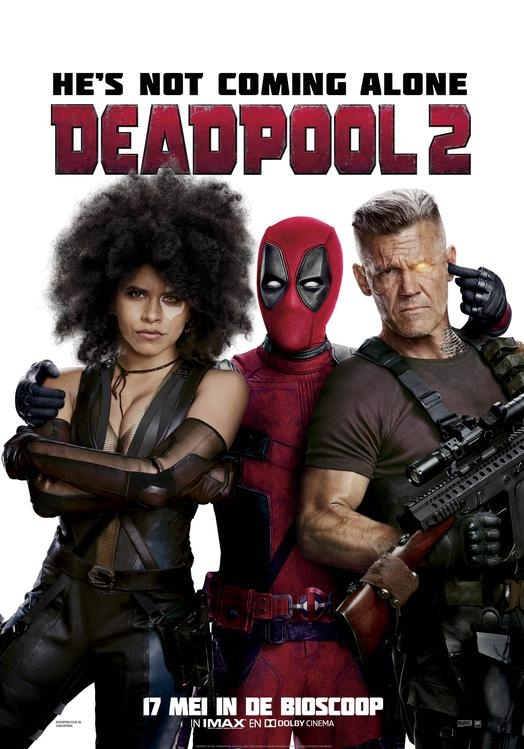 Deadpool 2 poster, © 2018 20th Century Fox