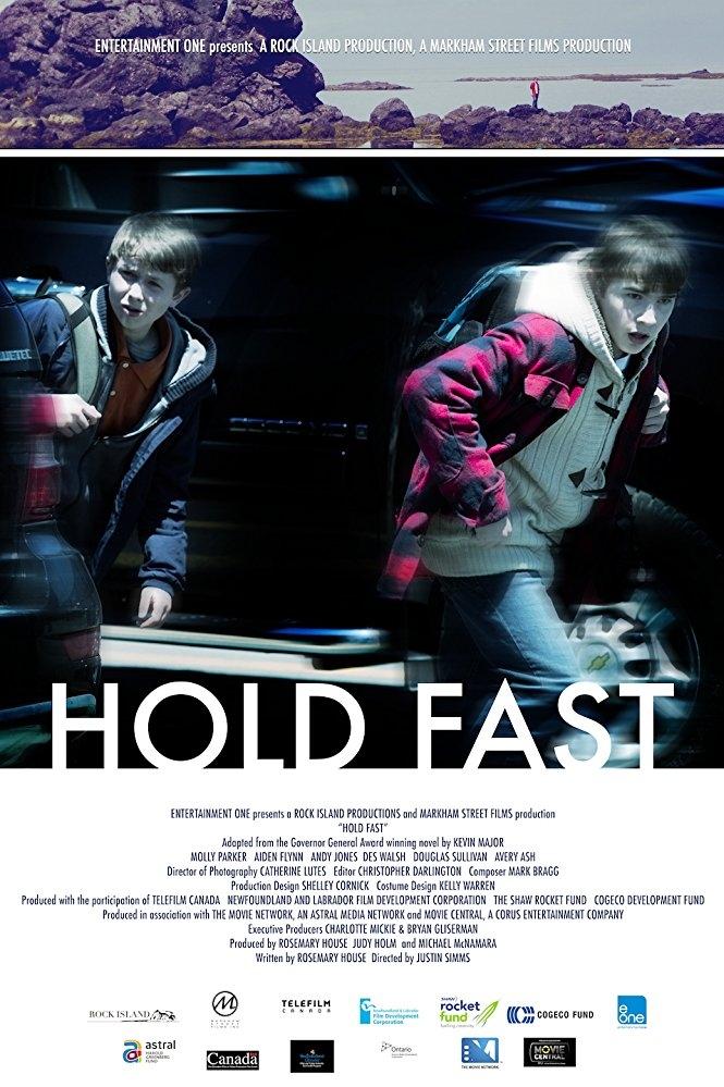 Hold Fast poster, copyright in handen van productiestudio en/of distributeur