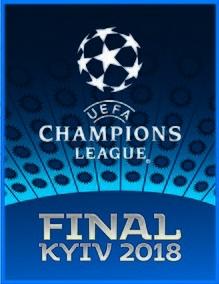 Champions League Finale: Real Madrid - Liverpool poster, copyright in handen van productiestudio en/of distributeur