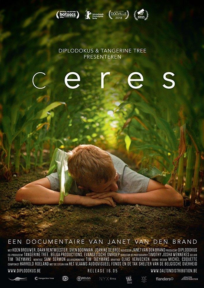 Ceres poster, copyright in handen van productiestudio en/of distributeur