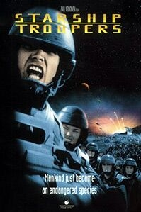 Poster 'Starship Troopers © 1997 Columbia TriStar