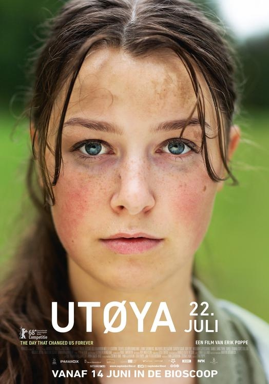 Utøya 22. juli poster, © 2018 September