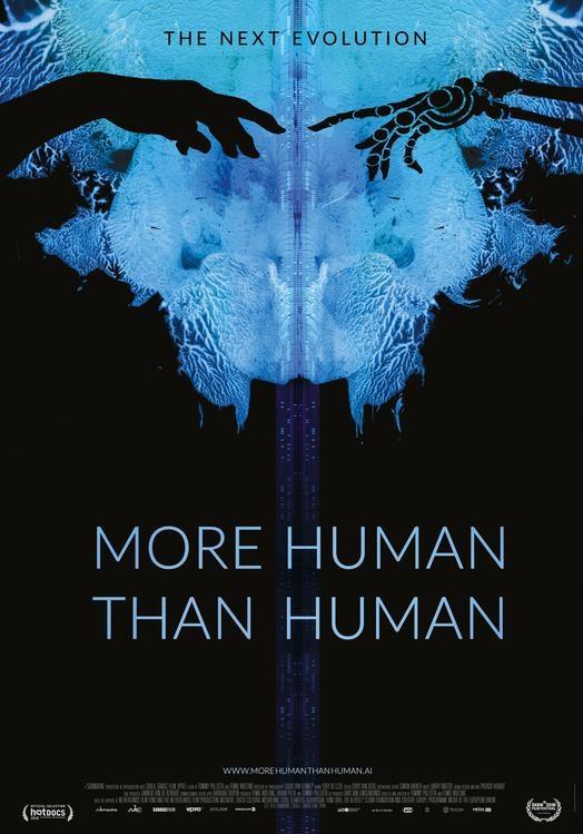 More Human Than Human poster, © 2018 Periscoop