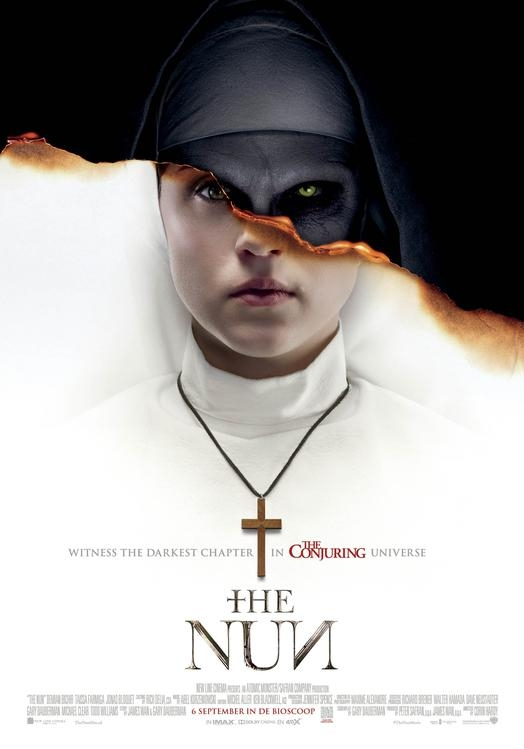The Nun poster, © 2018 Warner Bros.
