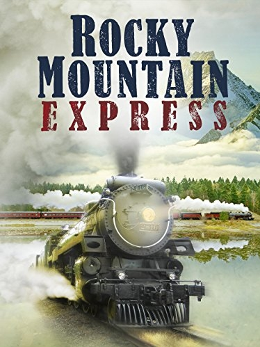 Rocky Mountain Express poster, copyright in handen van productiestudio en/of distributeur