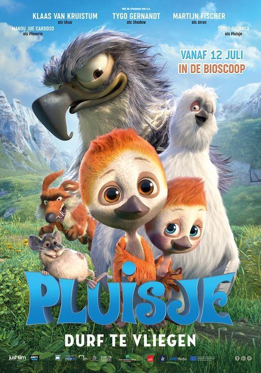 Pluisje poster, © 2018 Just Film Distribution