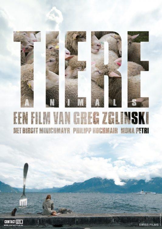 Tiere poster, copyright in handen van productiestudio en/of distributeur