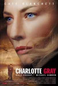 Poster 'Charlotte Gray' (c) 2001 UIP