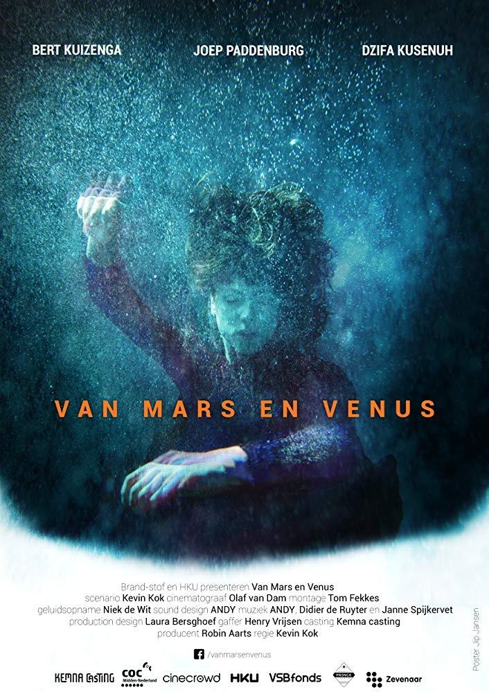 Van Mars en Venus poster, copyright in handen van productiestudio en/of distributeur