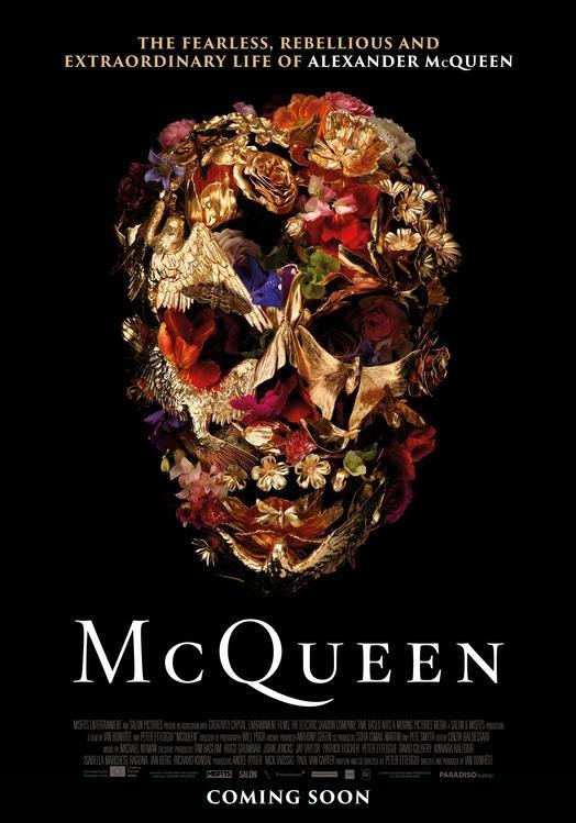 McQueen poster, © 2018 Paradiso