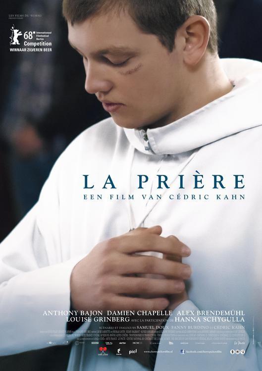 La Prière poster, © 2018 Cherry Pickers