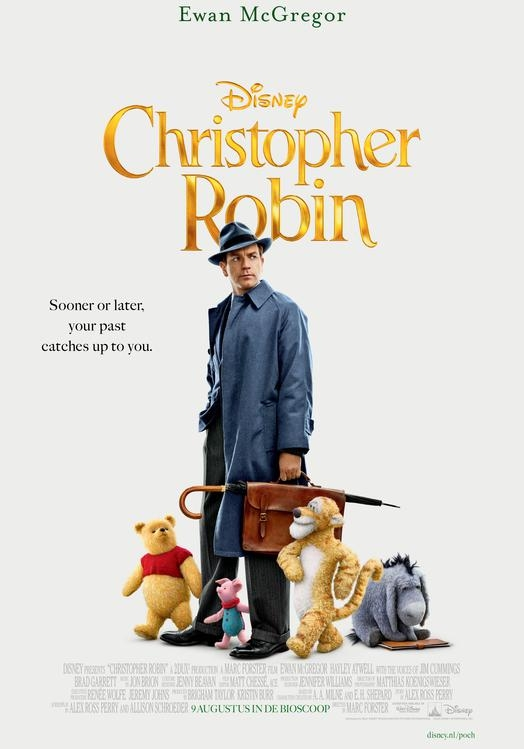 Christopher Robin poster, © 2018 Walt Disney Pictures