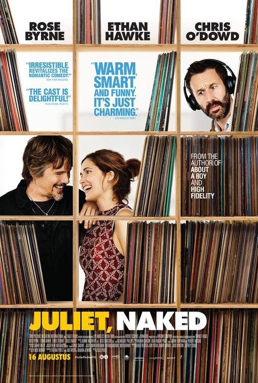 Juliet, Naked poster, © 2018 Universal Pictures International