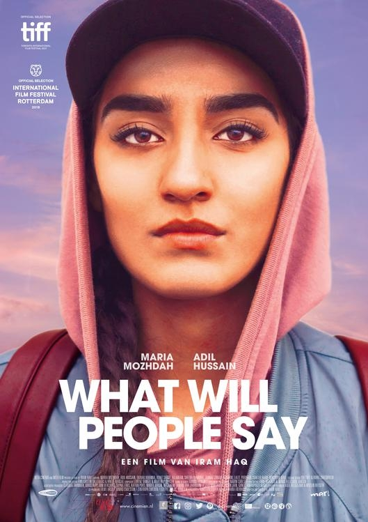 What Will People Say poster, © 2017 Cinemien