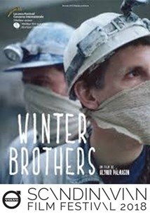 Winter Brothers poster, © 2017 Eye Film Instituut