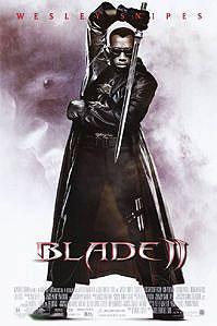 Poster 'Blade II' © 2002 RCV Film Distribution