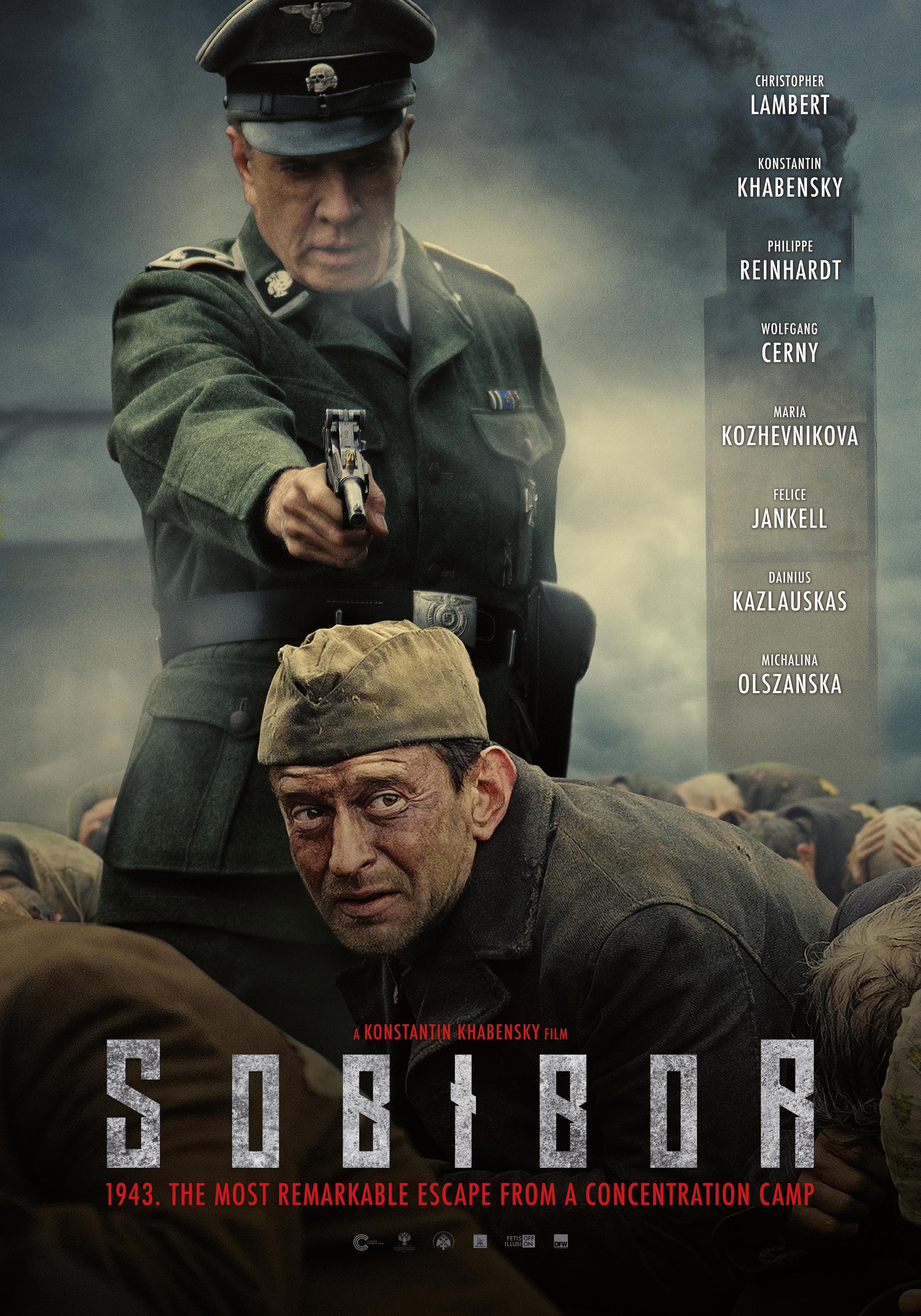 Escape from Sobibor poster, © 2018 Dutch FilmWorks
