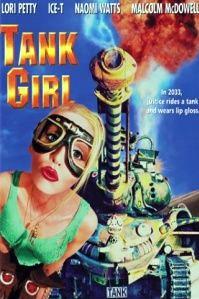 poster 'Tank Girl' © 1995 MGM