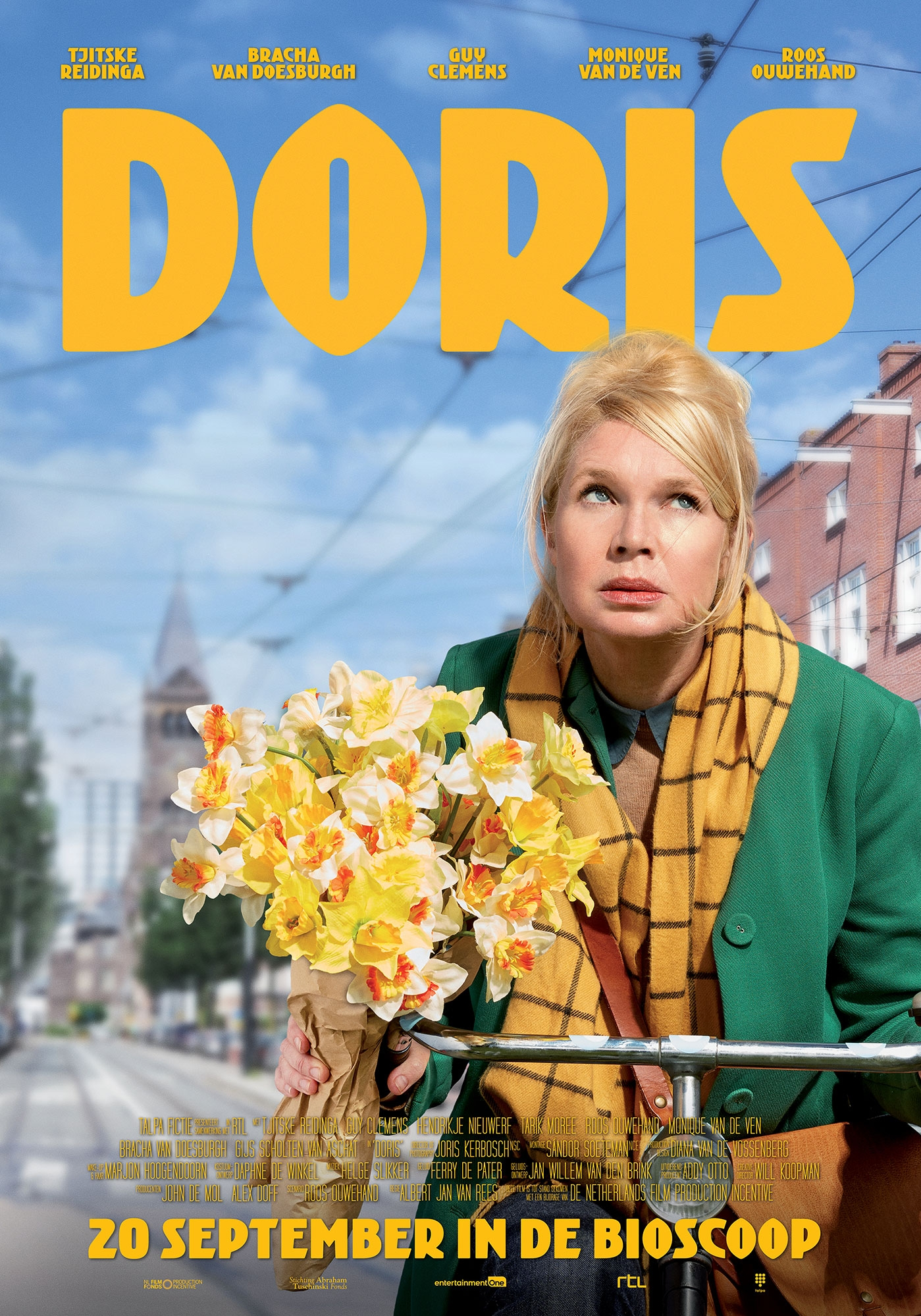 Doris poster, © 2018 Entertainment One Benelux