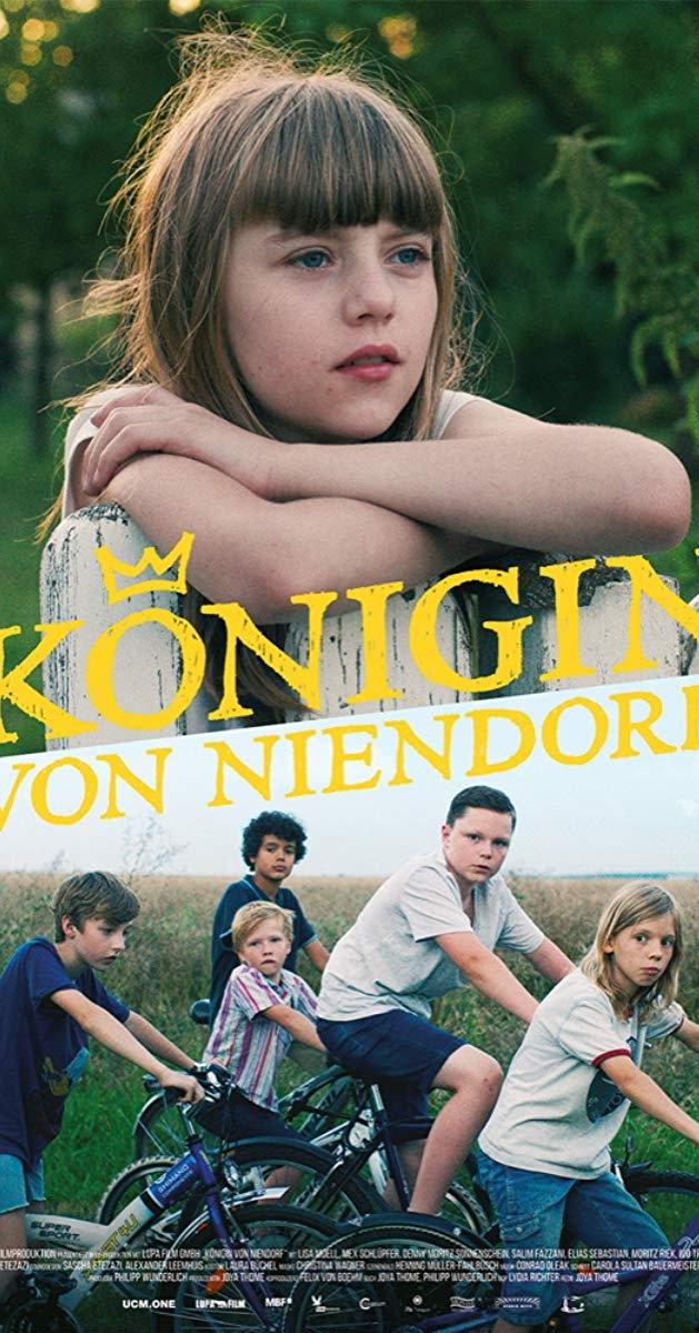 Königin von Niendorf poster, copyright in handen van productiestudio en/of distributeur