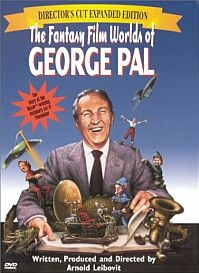 Poster 'The Fantasy Film World of George Pal' (c) 1985