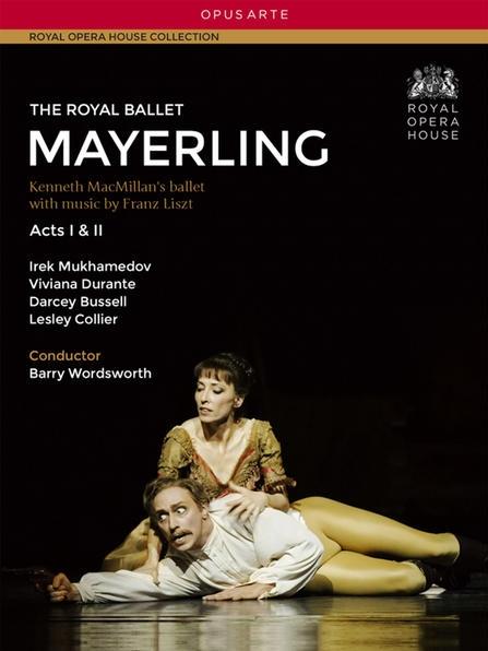 The Royal Opera: Mayerling poster, copyright in handen van productiestudio en/of distributeur