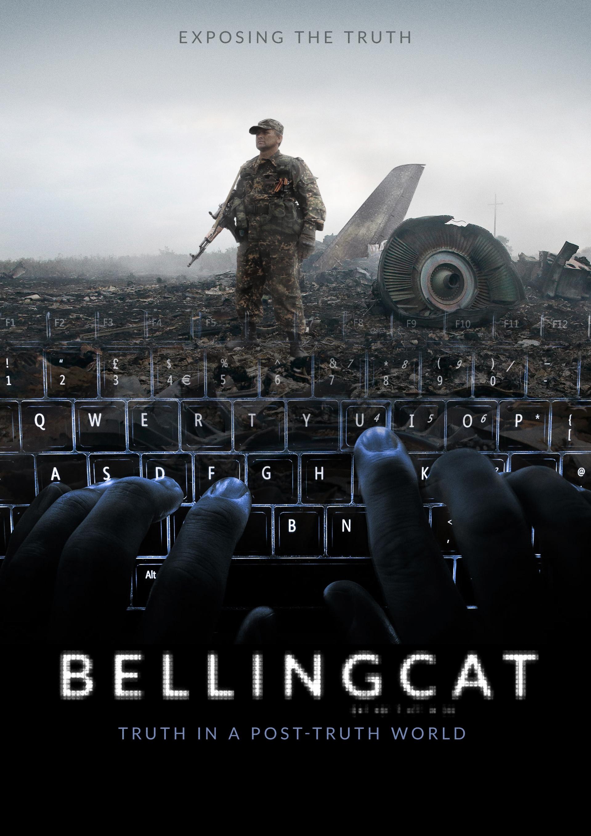 The Bellingcat Method poster, © 2018 Periscoop