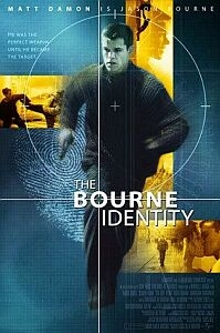 Poster 'The Bourne Identity' © 2002 UIP