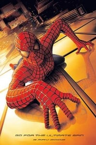 Poster 'Spider-Man' (c) 2002 Columbia TriStar