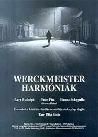 Poster 'Werckmeister Harmóniák' (c) 2002 Filmmuseum Distributie