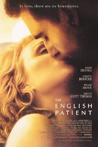 Poster 'The English Patient' © 1996 RCV Film Distribution