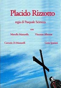 Italiaanse filmposter 'Placido Rizzotto' (c) 2001