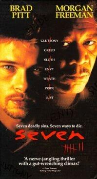 Poster 'Se7en' (c) 1995