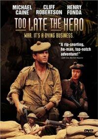 Poster 'Too Late the Hero' (c) 2002 Filmmuseum