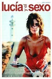 Poster van 'Lucia y el Sexo' © 2002 A-Film