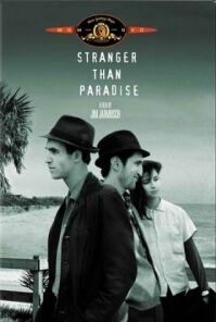 Poster 'Stranger Than Paradise' © 1984 Cinesthesia Productions