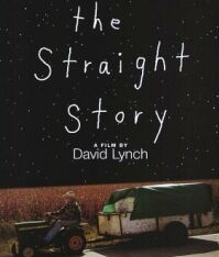 Poster 'The Straight Story' © 1999 Paradiso